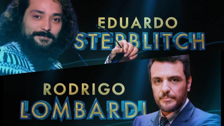 Eduardo Sterblitch e Rodrigo Lombardi estrearão como jurados do The Masked Singer Brasil. Fonte: Montagem/ Fashion Bubbles