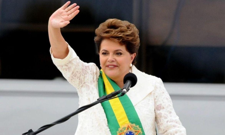 Imagem da Dilma Rousseff.