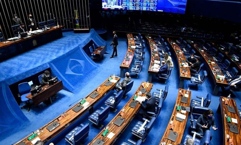 Imagem do Senado Federal.