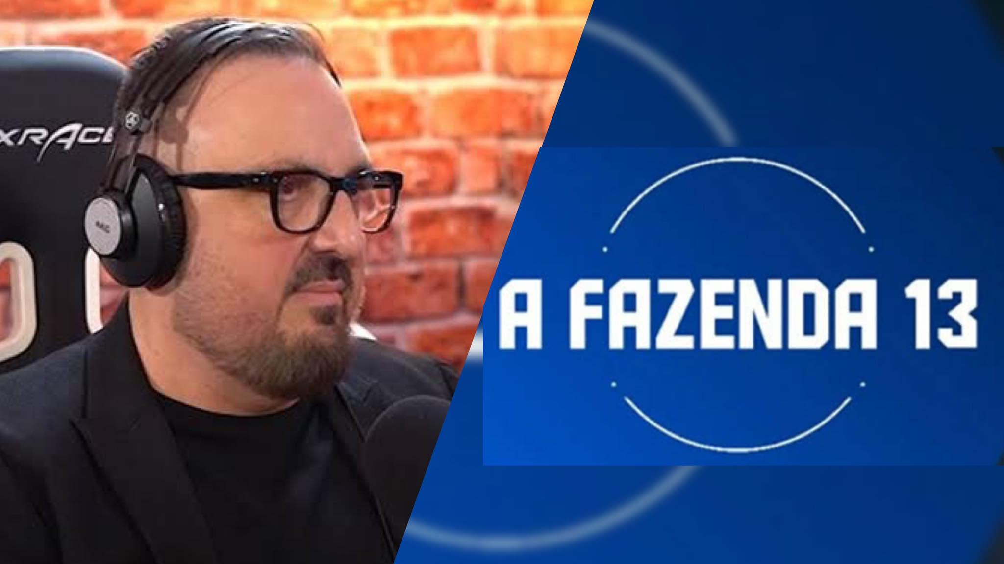 Rodrigo Carelli, diretor de A Fazenda 13 faz revelações sobre nova temporada do reality. Fonte: Montagem/ Fashion Bubbles