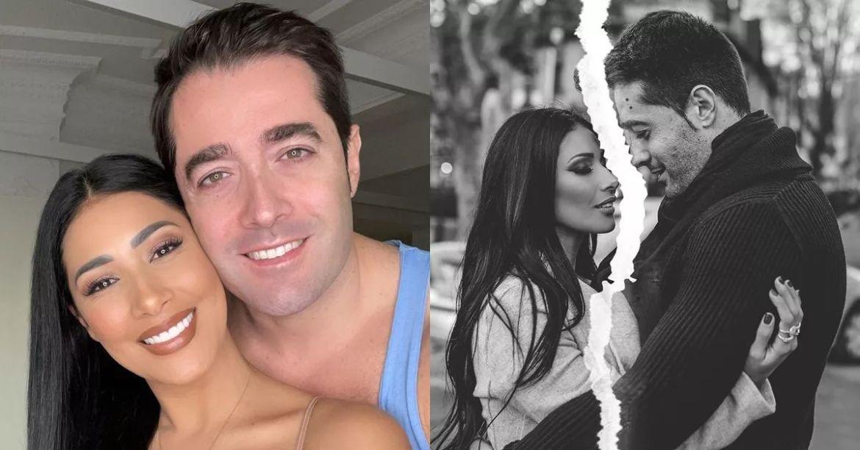 Simaria anunciou a separação de Vicente Escrig no início da semana. Fonte: Montagem/ Fashion Bubbles