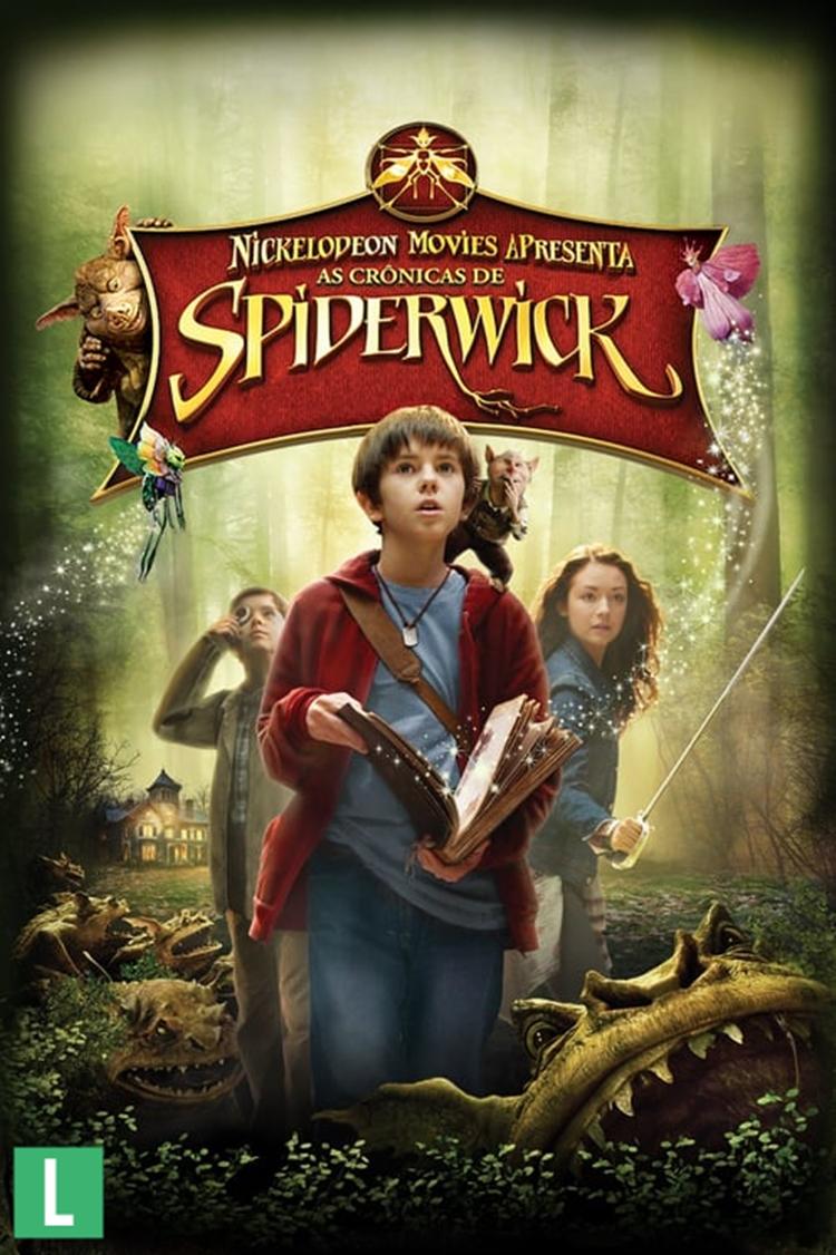 """Foto de """"As crônicas de Spiderwick"""", filme da Netflix."""