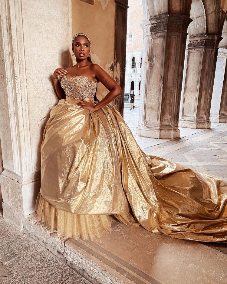 Dolce & Gabbana 2021: Jenifer Hudson