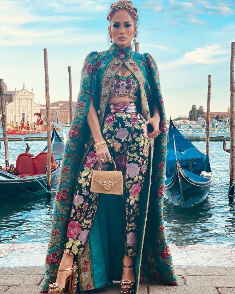 Desfile Dolce & Gabbana 2021 / Jay-Lo