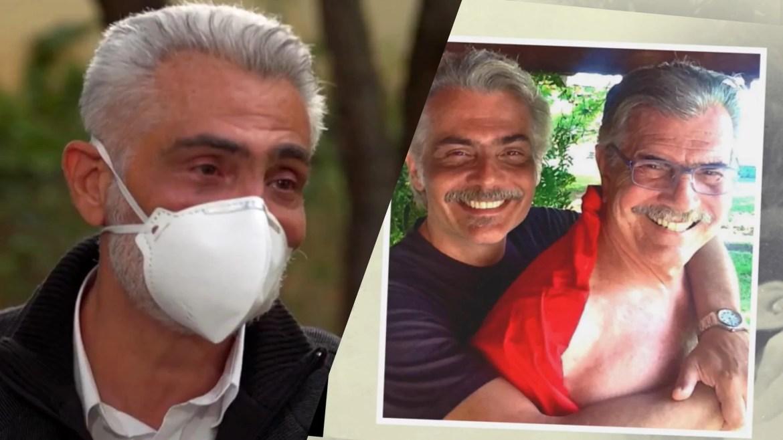 Tarcísio Meira Filho fala pela primeira vez sobre a despedida do pai. Fonte: Reprodução/Globo