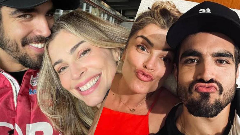 Grazi Massafera e Caio Castro namoraram por dois anos. Fonte: Instagram