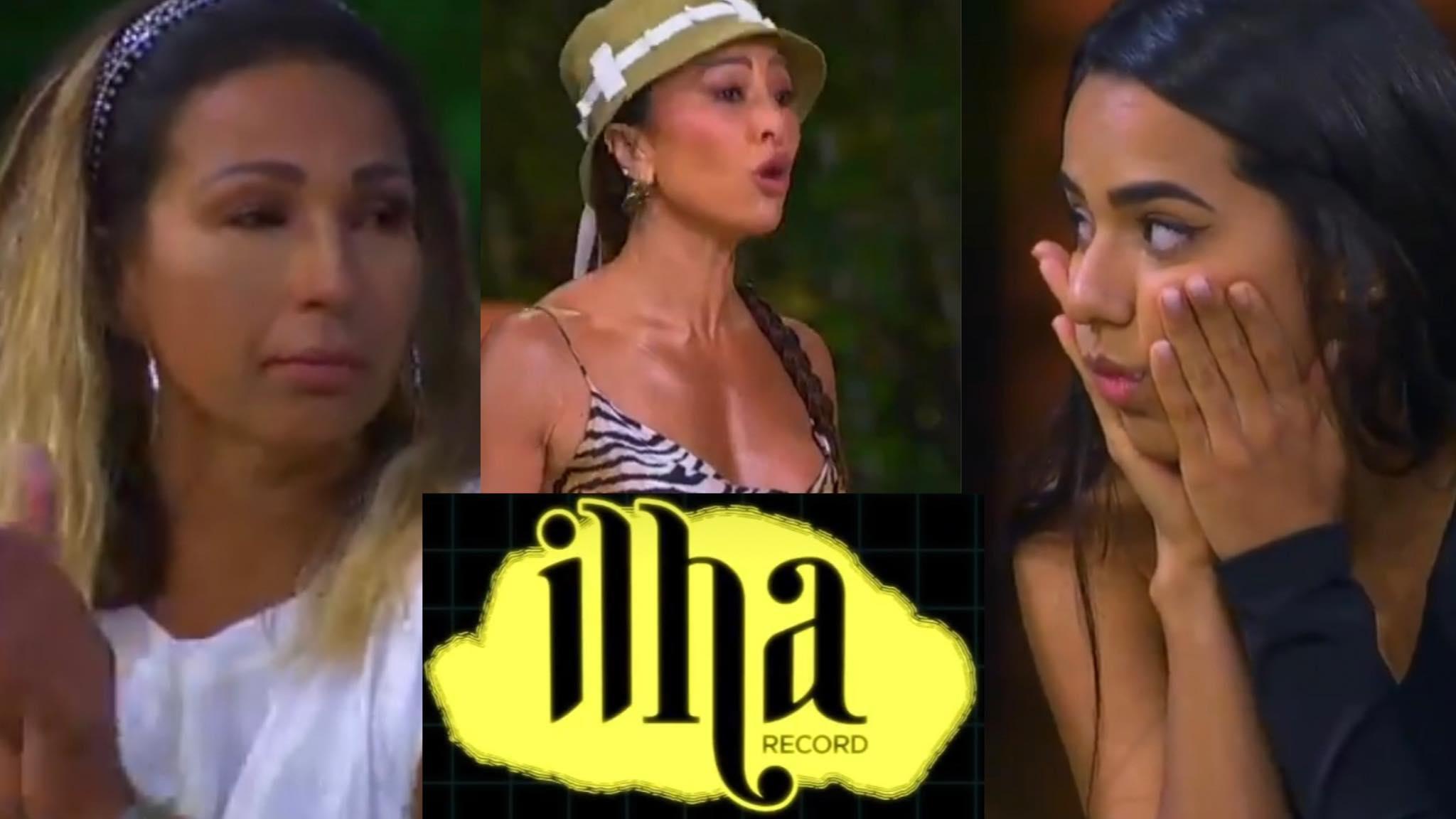 Sabrina Sato anuncia eliminação surpresa de Mirella da Lacração e Valesca vai às lágrimas. Fonte: Montagem/ Fashion Bubbles