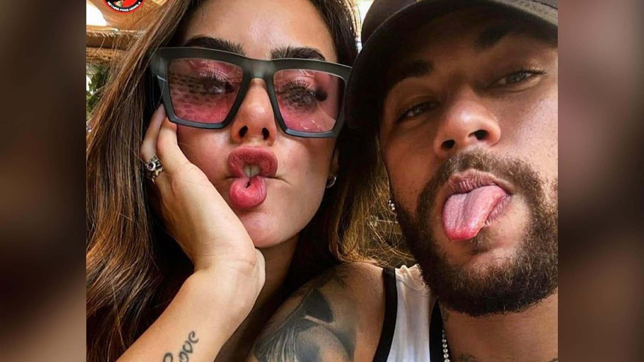 Bruna Biancardi surge em foto coladinha com Neymar: Fonte: Instagram