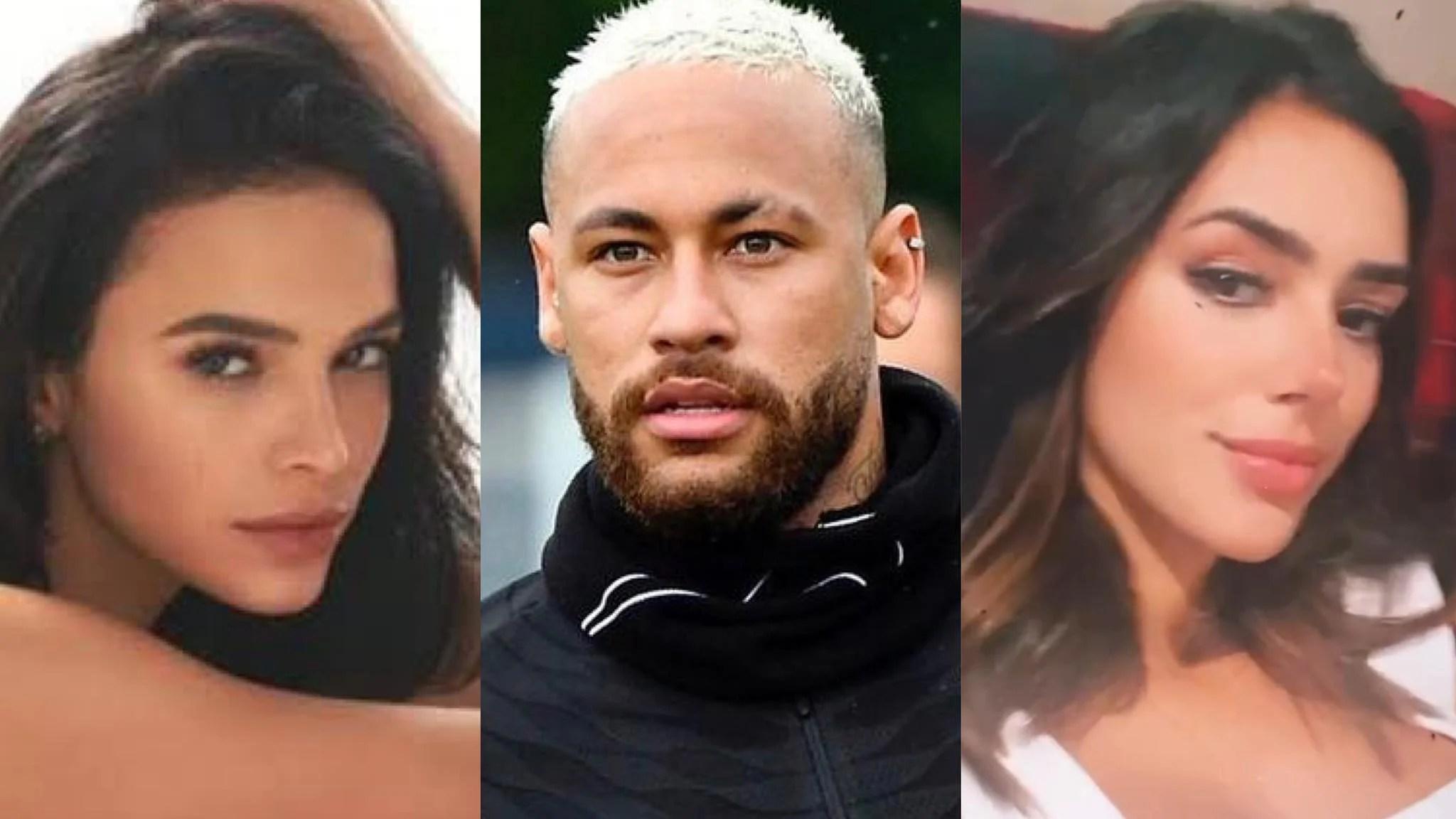 Bruna Marquezine e Bruna Biancardi tem gostos parecidos, além de Neymar. Fonte: Montagem/ Fashion Bubbles