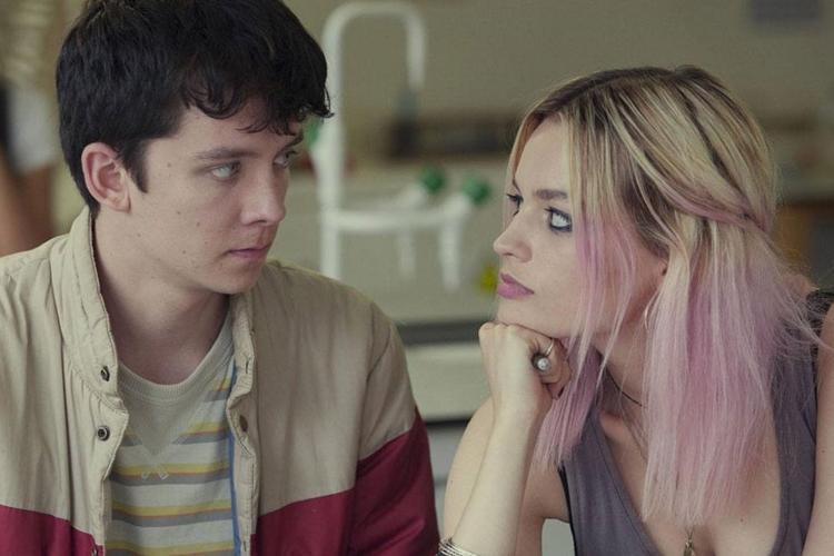 """Foto da série """"Sex Education"""", da Netflix."""