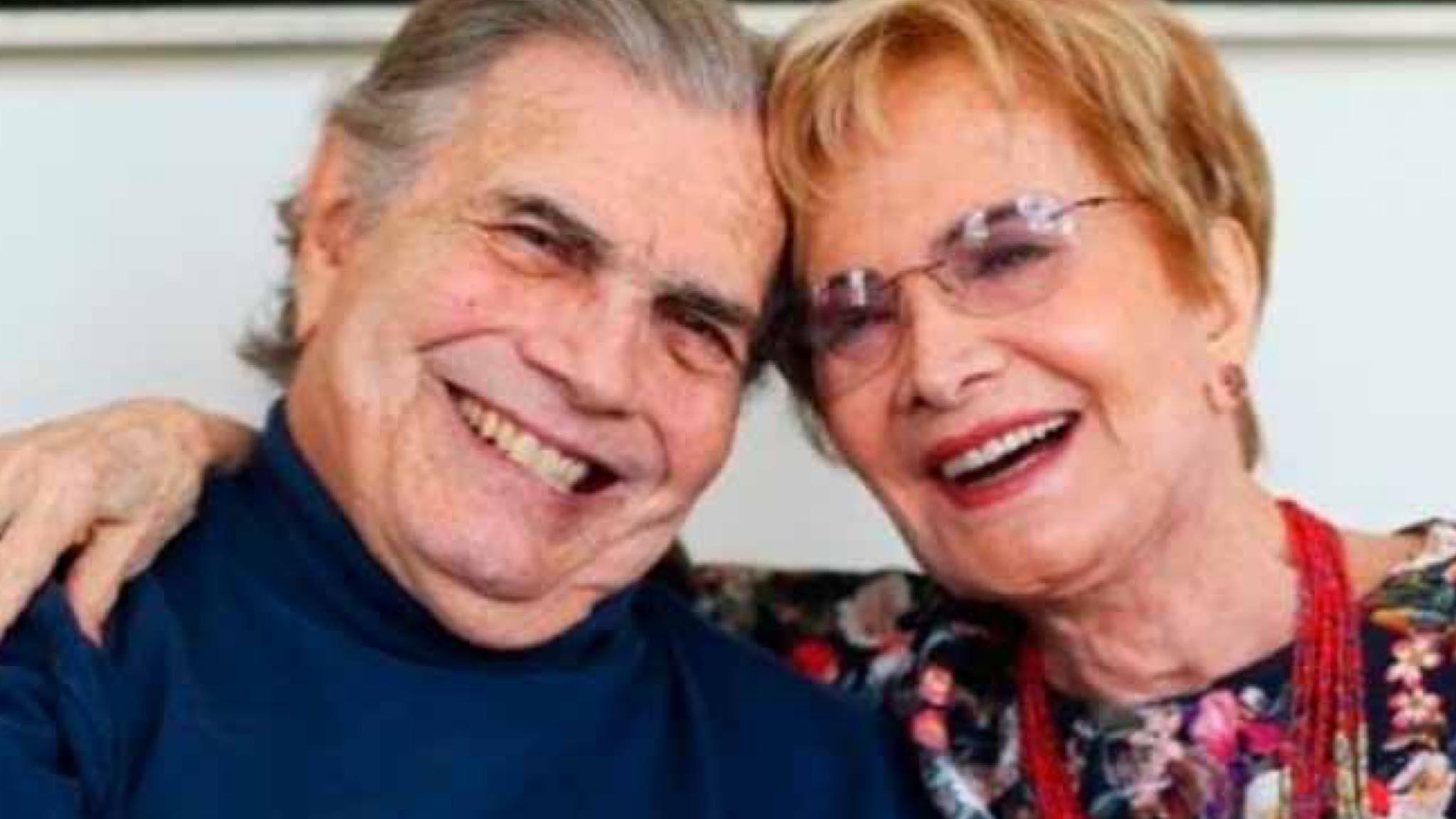 O casal entrou na Globo em 1967 na novela Sangue e Areia. Fonte: Reprodução