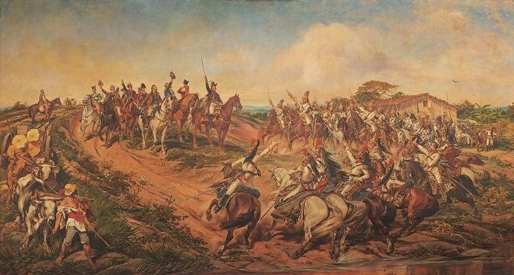 Foto do quadro Independência ou Morte