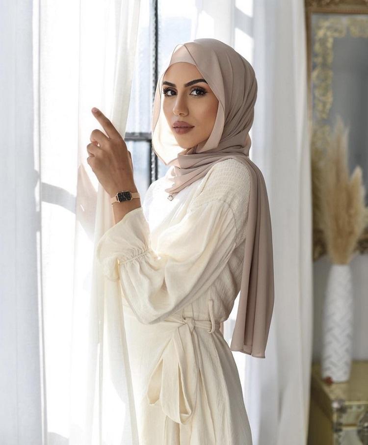 Influenciadora do Fashion Tik Tok, Zahraa Berro