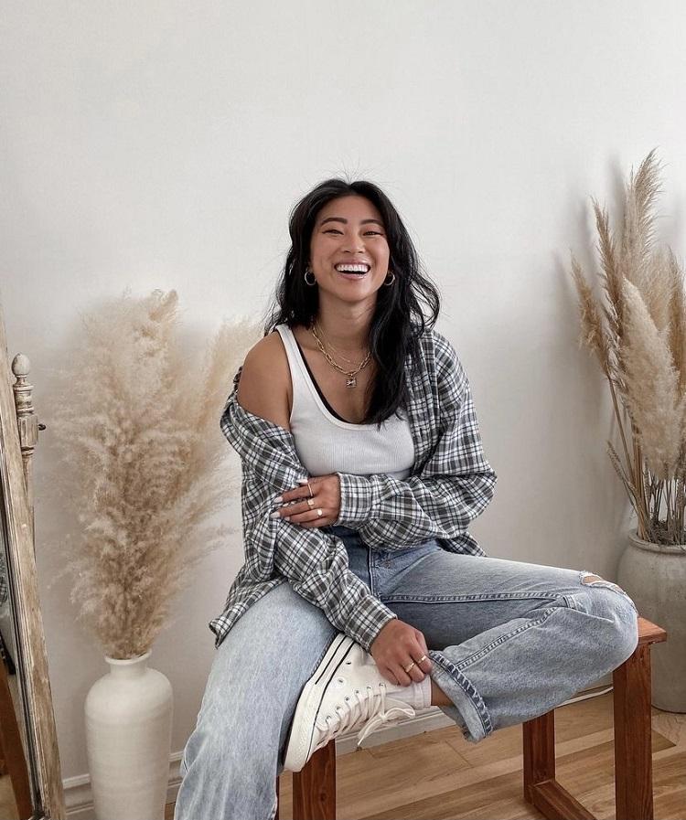 Christine Le, Fashion TikTok