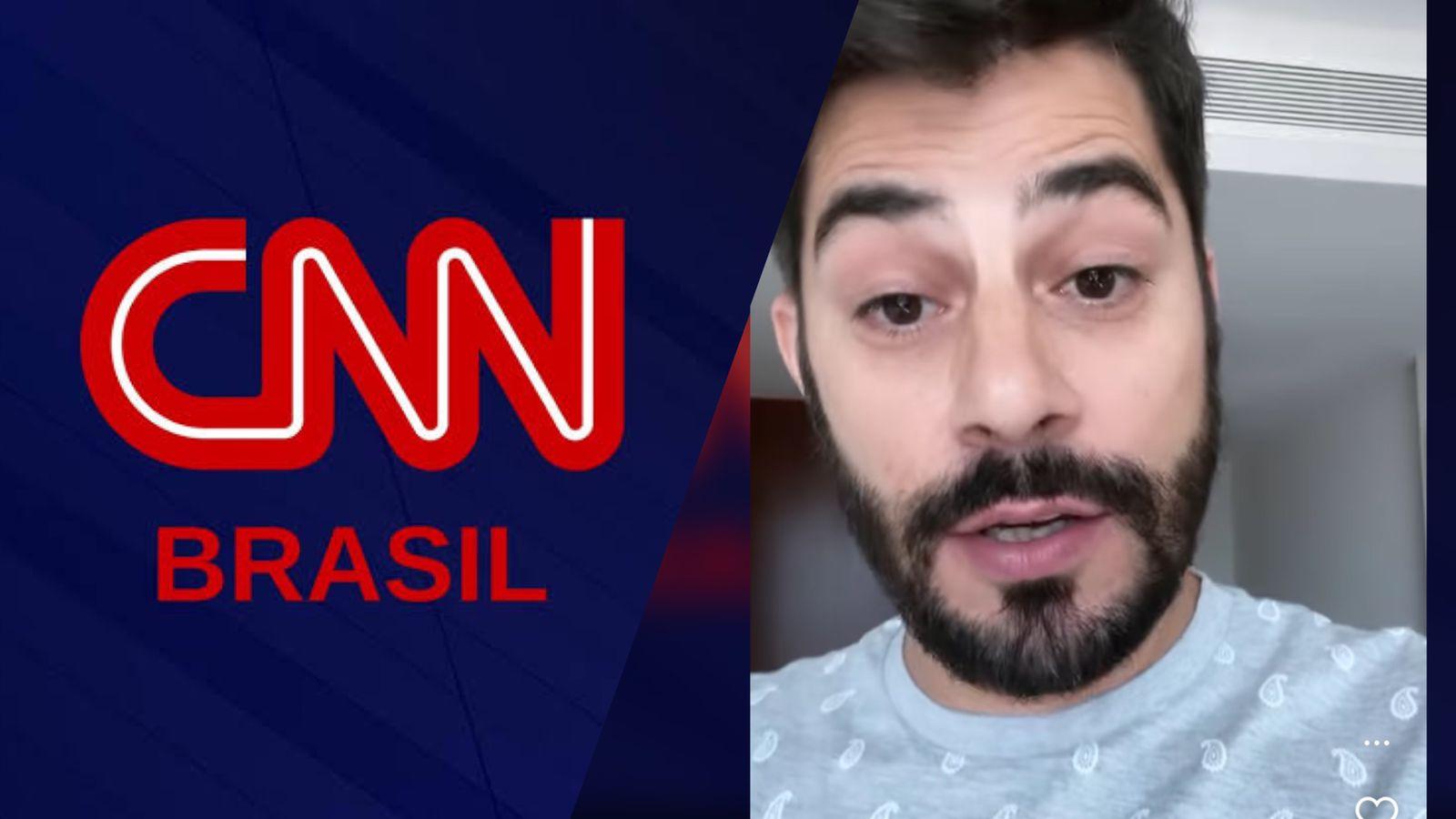 Evaristo Costa, CNN