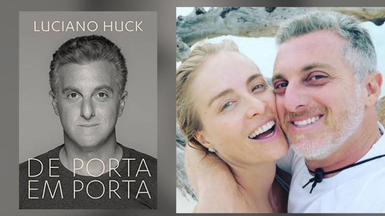 Angélica, Luciano Huck