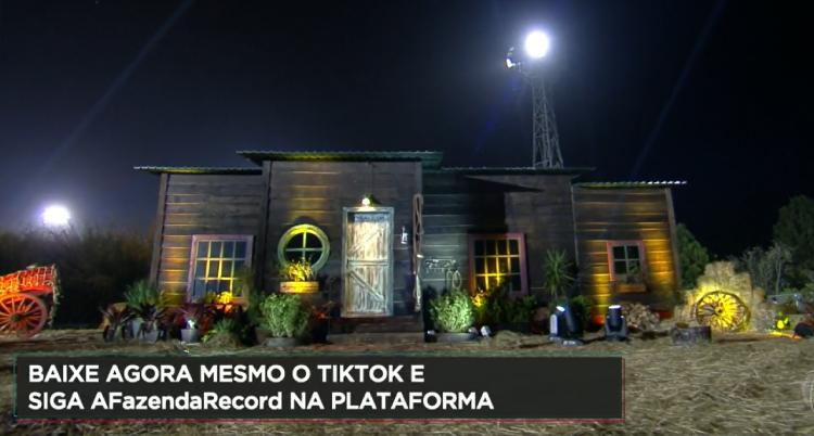 O Paiol TikTok, de A Fazenda 13, da Record TV, é novidade da atração