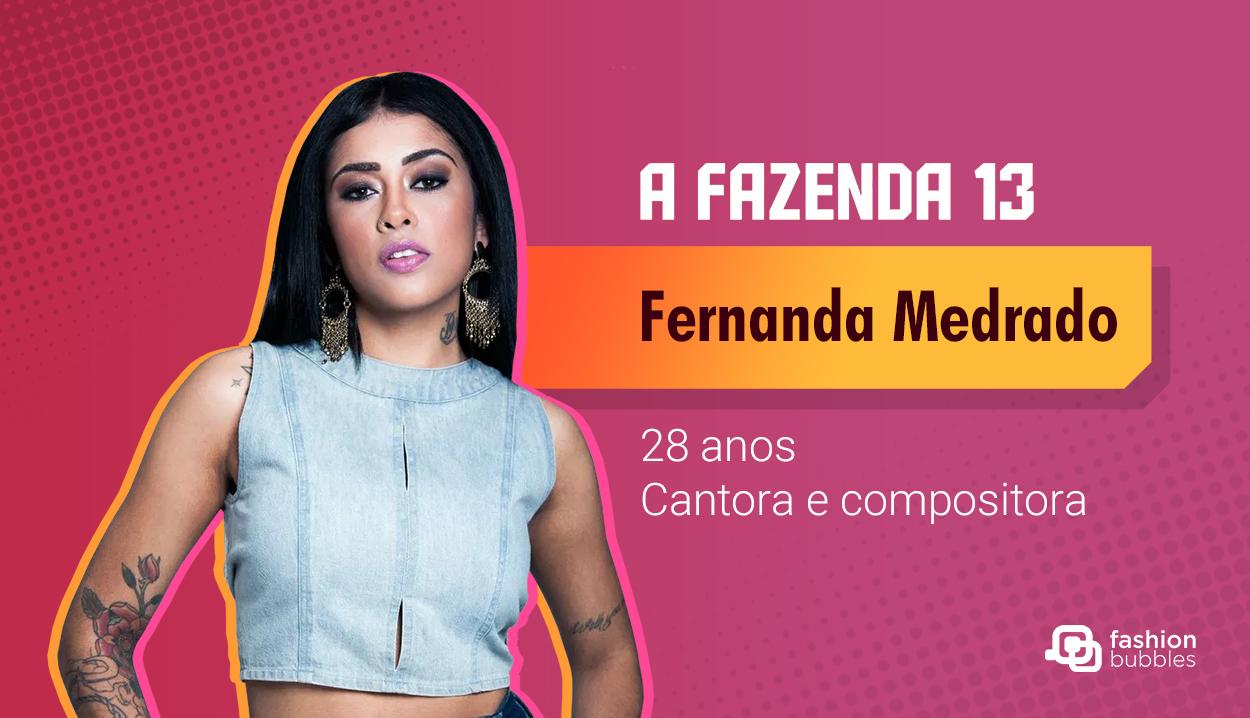 Fernanda Medrado - A Fazenda 13