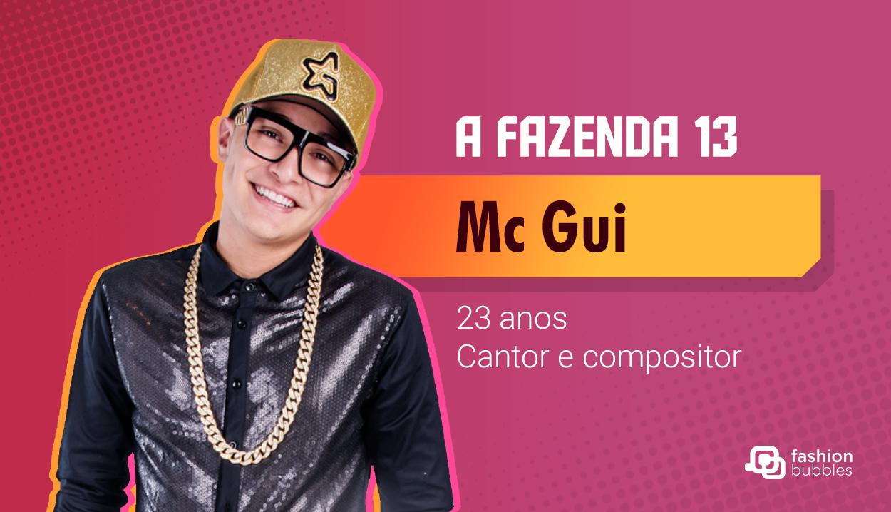 Mc Gui - A Fazenda 13