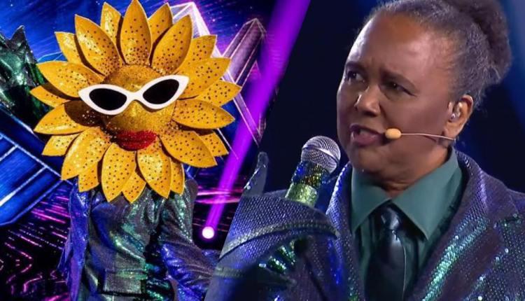 The Masked Singer Brasil, Sandra de Sá