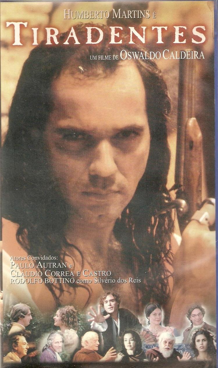 """Foto da capa do filme """"Tiradentes: o filme""""."""