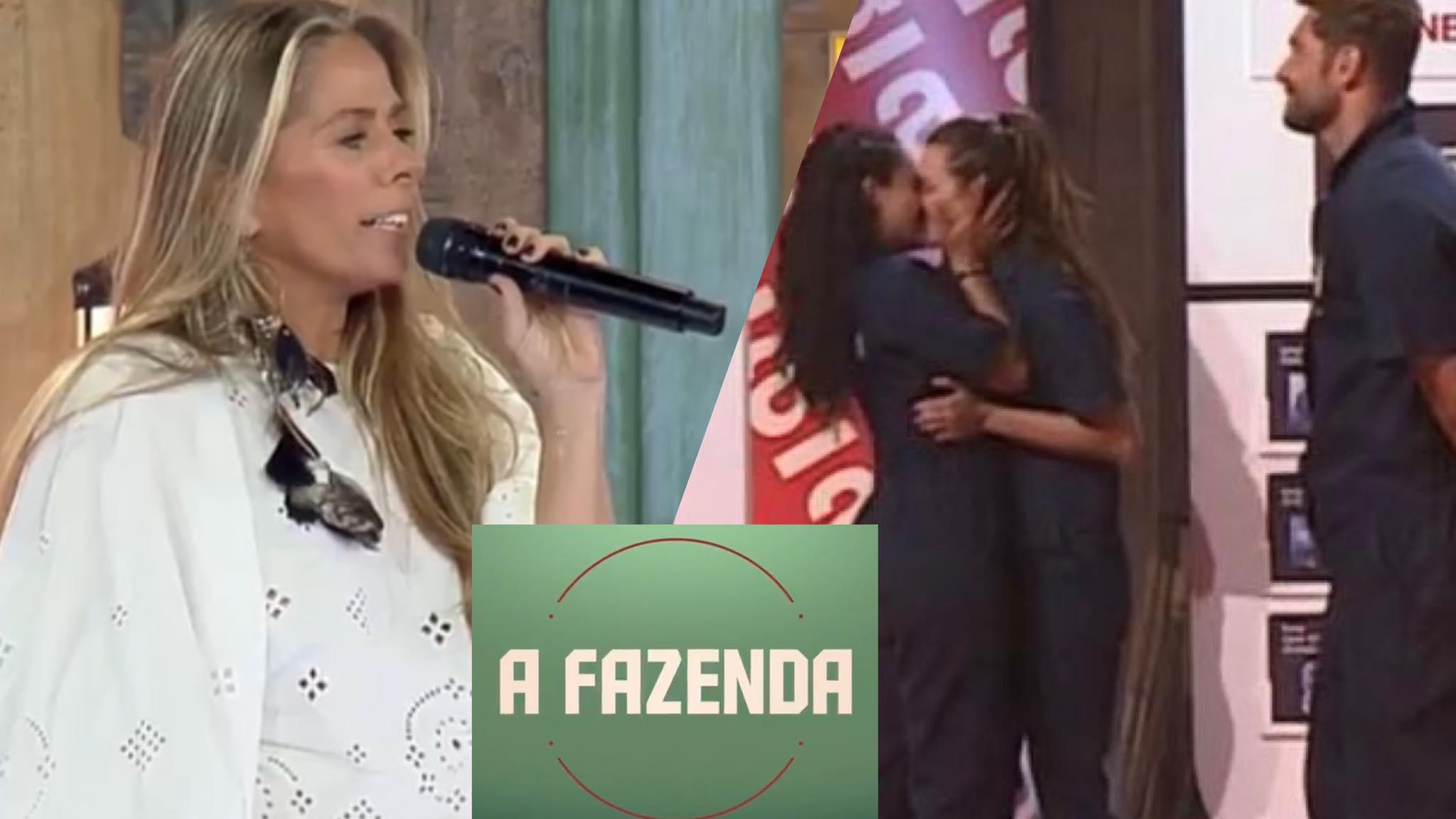 A Fazenda 2021, Aline Mineiro, Dayane Mello,