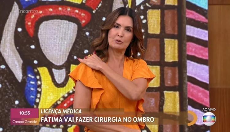 Fátima Bernardes, Patrícia Poeta e Túlio Gadelha