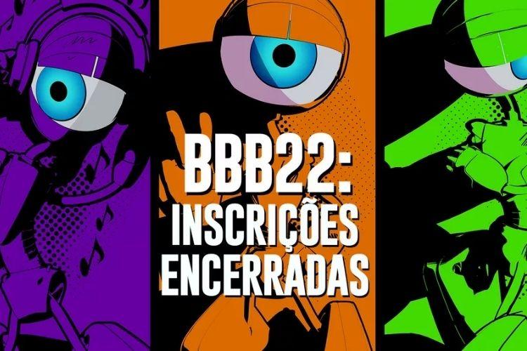 Nenhum anônimo pode se inscrever mais no BBB22