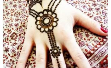 arabic mehandi desings
