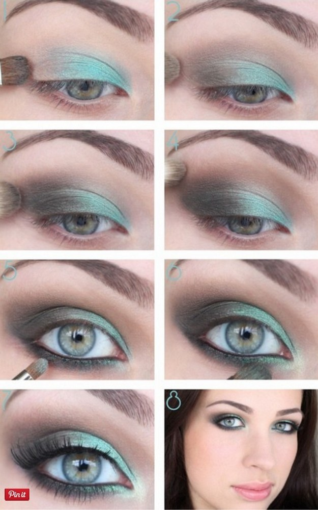Find This Quick And Easy Makeup Tutorial For Blue Eyes To Look Stunning