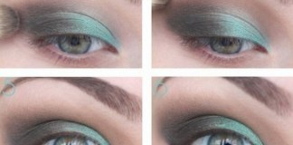 makeup tutorial for blue eyes