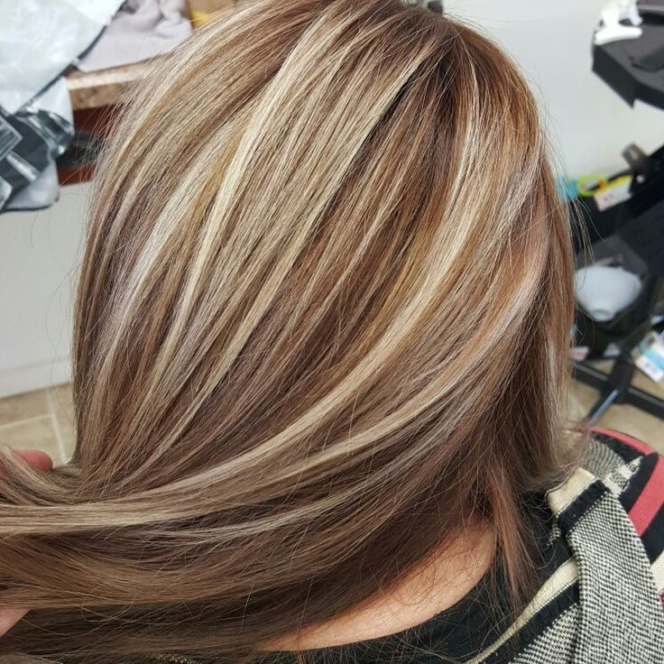 Dark brown hair with caramel highlights : Change your look ...