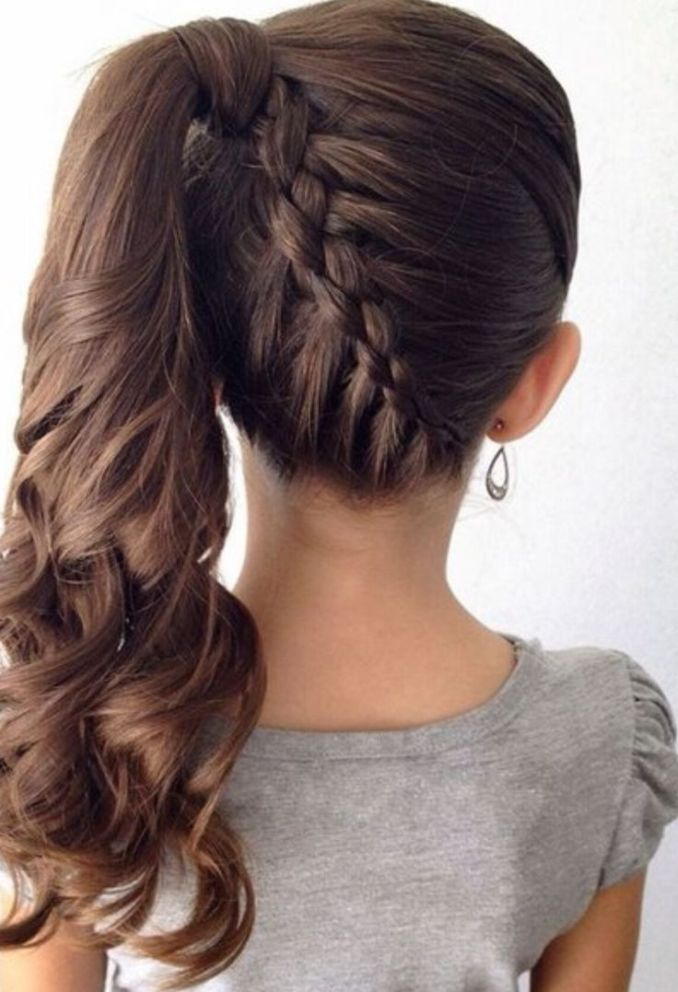 Image Result For Ponytail Id Hairstyles Long Hair