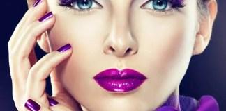 Tips To Use Dark Purple Lipstick
