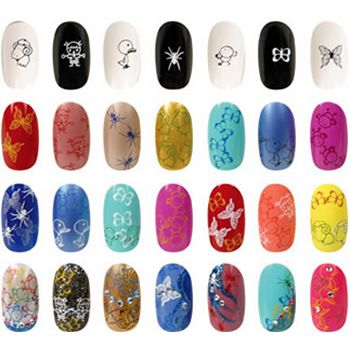 Diffe Kinds Of Artificial Nails