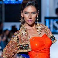 Fayezah Ansari Pakistani hot model