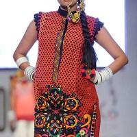 Rubab Pakistani fashion model