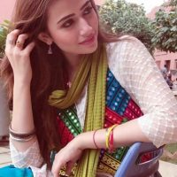 Model beauty Sana Javed