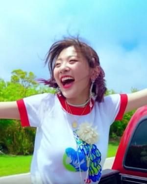 Rose Earrings   Ahn Ji Young   Bolbbalgan4