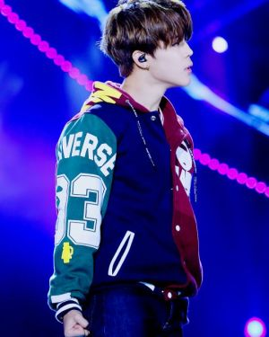 College Jacket | Jimin – BTS