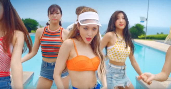 Chunha Love U MV OUTFIT (9)