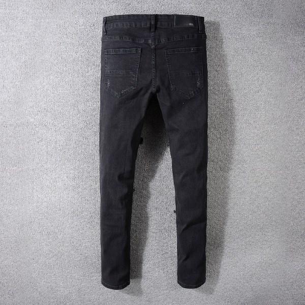 Ripped Black Jeans | Jimin – BTS