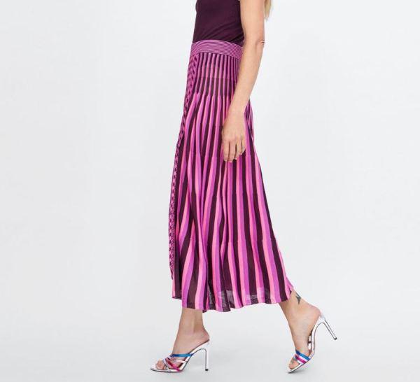 Long Pink Skirt | Yuqi – (G)I-DLE