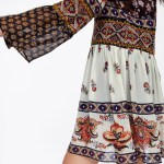 Embroidered Patchwork Dress | Yuqi – (G)-IDLE