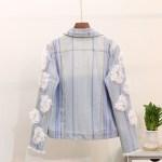 Flower Jeans Jacket | Suga – BTS