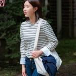 """So far so good"" Canvas Bag | Kang Mi Rae – My ID is Gangnam Beauty"
