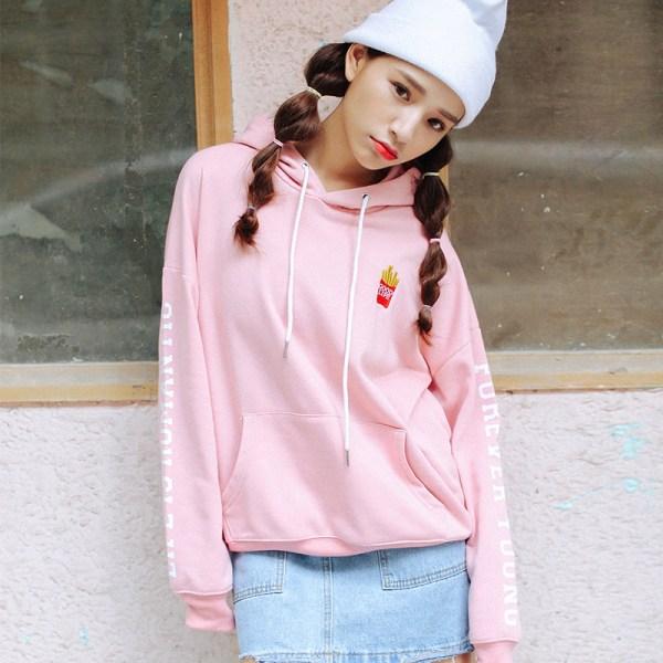 Pink Fries Hoodie | Jin – BTS