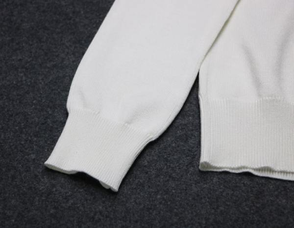 White Turtleneck Pullover   Nam Hong Joo – While You Were Sleeping