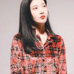 Red Plaid Shirt | Joy – Red Velvet