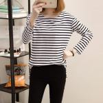 Sweatshirt with Black Stripes | Jimin – BTS
